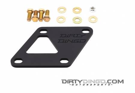 Dirty Dingo - Dirty Dingo DD-LT-FP - Gen 2 LT1 Passenger Side Engine Mount Flip Plate