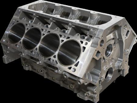 Concept Performance - Concept Performance LSR-SD1X - Aluminum LS Standard Deck Race Block
