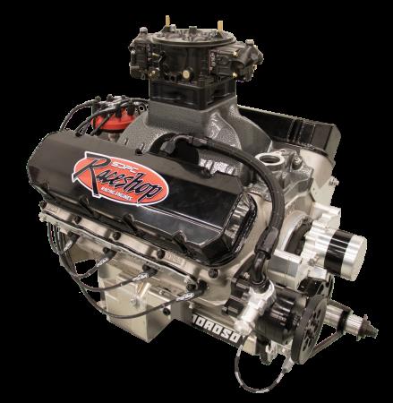 SDPC Raceshop - SDPC Raceshop 598ci SR20 Aluminum Block BBC Crate Engine