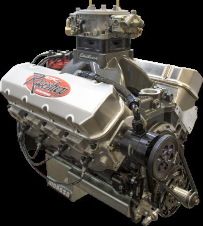 SDPC Raceshop - SDPC Raceshop 582ci Head Hunter BBC Crate Engine