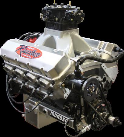 SDPC Raceshop - SDPC Raceshop 615-632ci SR20 Steel or Aluminum Block BBC Crate Engine