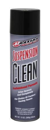 Maxima Racing Oils - Maxima Racing Oils 71920 - Suspension Clean - 13 oz. Can