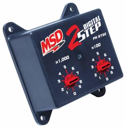 MSD - MSD 8732 - 2-Step Rev Control for Digital 6AL, PN 6425 or 64253 only