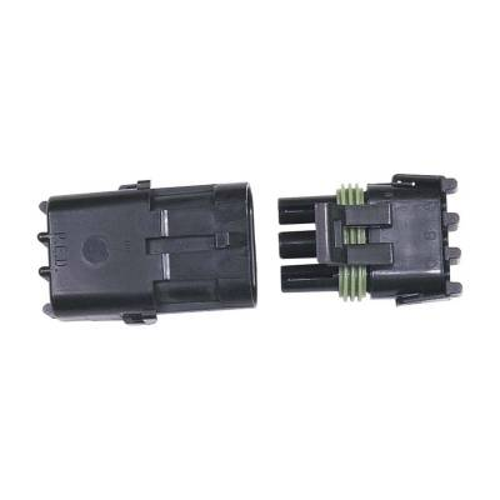 MSD - MSD 8172 - 3-Pin Weathertight Connector 1 qty