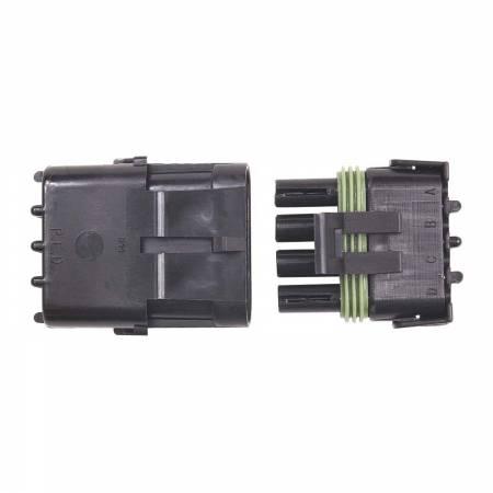 MSD - MSD 8171 - 4-Pin Weathertight Connector, 1 qty