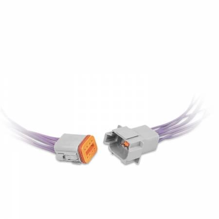 MSD - MSD 8180 - 6- Pin Deutsch Connector, 16 gauge