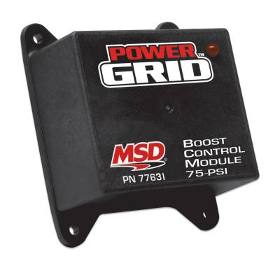 MSD - MSD 77631 - 6-BAR Boost Controller for Power Grid System