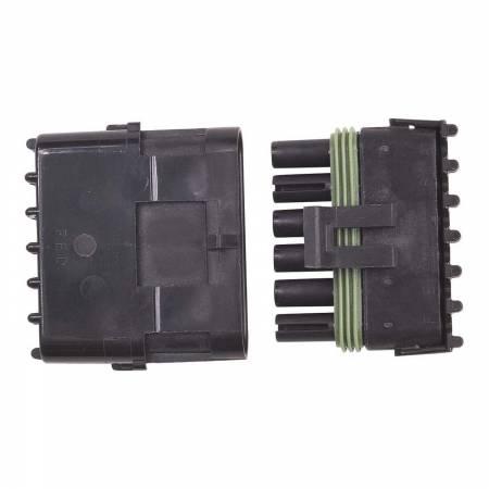 MSD - MSD 8170 - 6-Pin Weathertight Connector, 1 qty