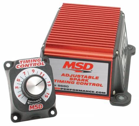 MSD - MSD 8680 - Adjustable Timing Control