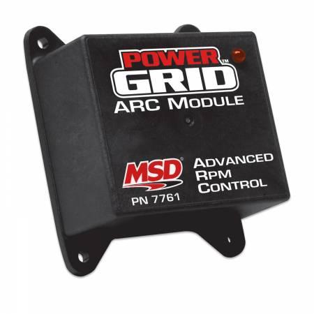 MSD - MSD 7761 - Advance RPM Control Module