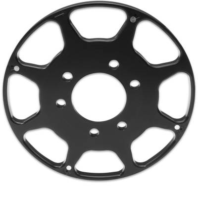 MSD - MSD 86213 - Big Block Chevy Replacement Trigger Wheel, Flying Magnet- Black