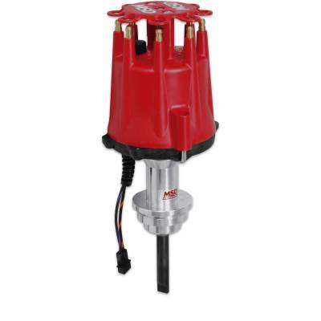 MSD - MSD 8534 - Billet Chrysler Small Block Distributor