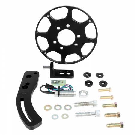 MSD - MSD 86203 - Black Chevy Big Block Crank Trigger Kit