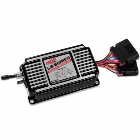 MSD - MSD 60143 - BLACK MSD LS Ignition Control