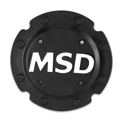 MSD - MSD 74093 - Black Wire Retainer, Replacement, Pro Cap, PN 7445/PN 7455