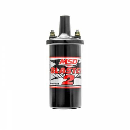 MSD - MSD 82023 - Blaster 2 Coil High Performance in Black