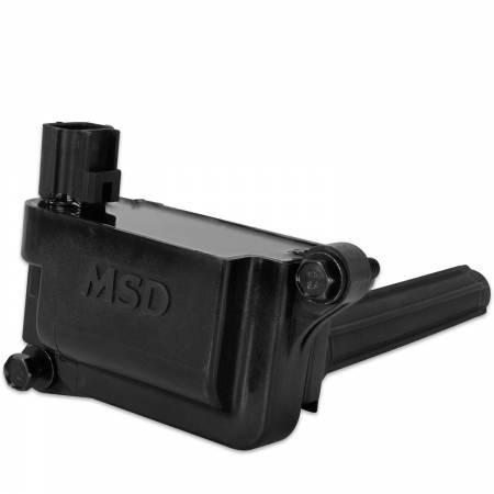 MSD - MSD 82553 - Blaster Coil, 5.7L/6.1L HEMI, '05-'14 (Black, Single)