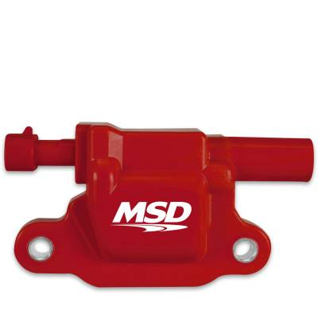 MSD - MSD 8265 - Blaster LS Coil  for '05-'13 GM LS2/LS3/LS4/LS7/LS9 Engines, Single