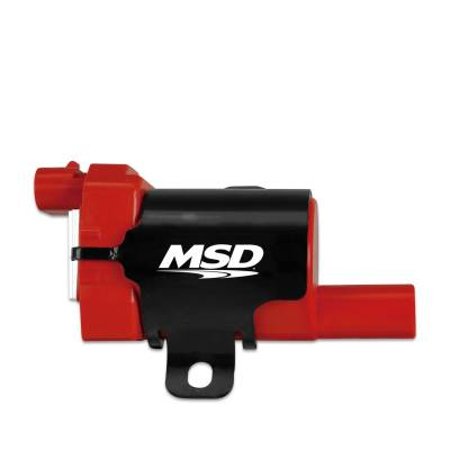 MSD - MSD 8263 - Blaster LS Coil for '99-'07 GM L-Series Truck, Single