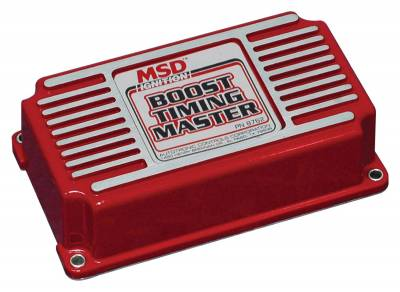 MSD - MSD 8762 - Boost Timing Master for use with MSD Ignition Control