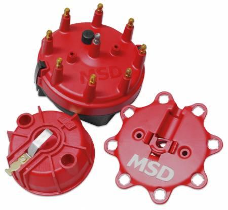 MSD - MSD 8441 - Cap-A-Dapt for Small Diameter MSD Distributors