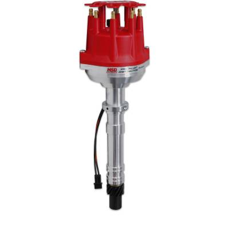 MSD - MSD 8570 - Chevy Pro-Billet Small Diameter V8 Distributor