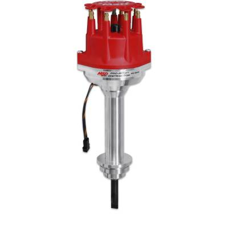MSD - MSD 8545 - Chrysler 383,400 Small Diameter Pro-Billet Distributor