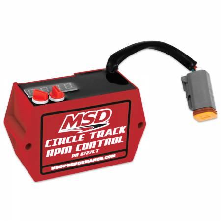 MSD - MSD 8727CT - Circle Track Digital Soft-Touch HEI Rev Limiter
