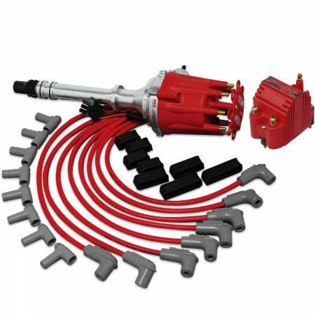 MSD - MSD 84741 - Crate engine GM Kit (PN 8360, 8207, Univ Wire Set)