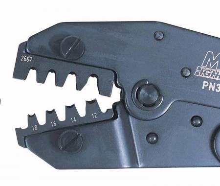 MSD - MSD 3510 - Deutsch Connector Crimp Jaws, Fits PN 35051