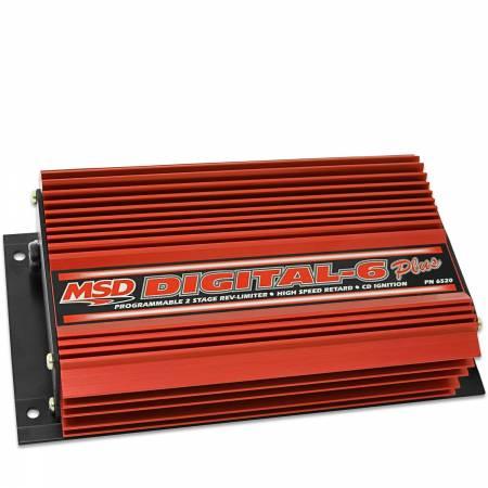MSD - MSD 6520 - Digital 6-Plus Ignition Control