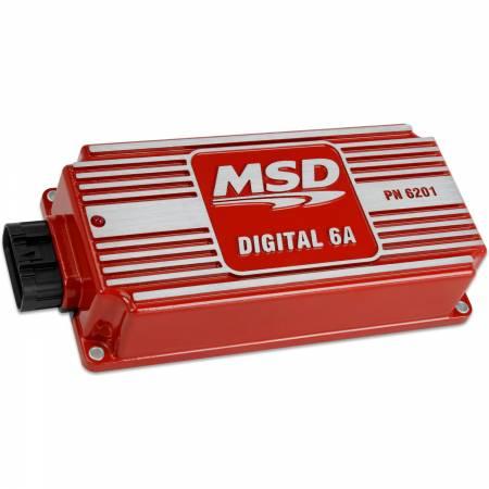 MSD - MSD 6201 - Digital 6A Ignition Control