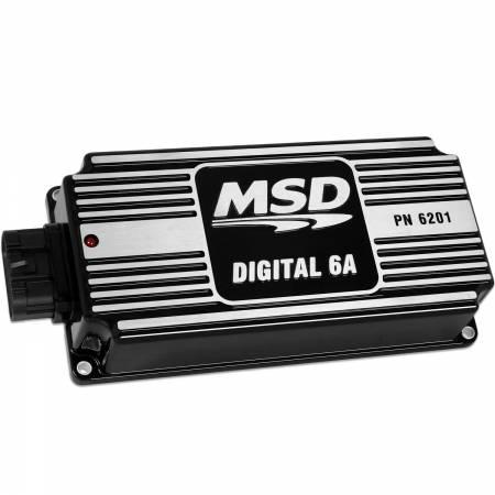 MSD - MSD 62013 - Digital 6A Ignition Control-Black