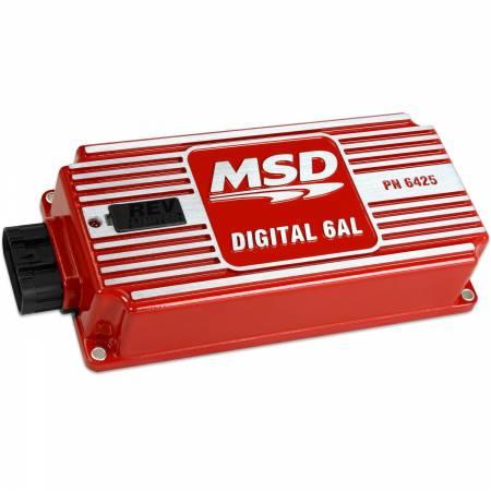 MSD - MSD 6425 - Digital 6AL Ignition Control