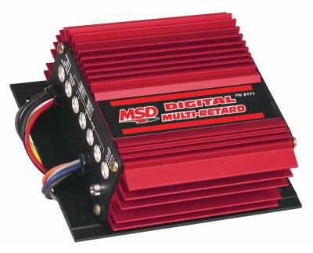 MSD - MSD 8975 - Digital Multi-Retard