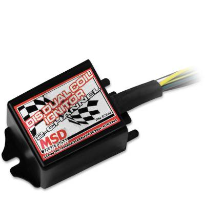 MSD - MSD 6302 - DIS Dual Coil Ignitor, 2 Channel