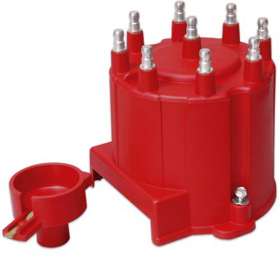 MSD - MSD 8406 - Distributor Cap and Rotor, GM External Coil