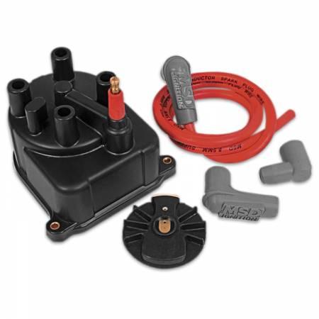 MSD - MSD 82923 - Distributor Cap/Rotor, Modified, Civic/Integra LS 92-00