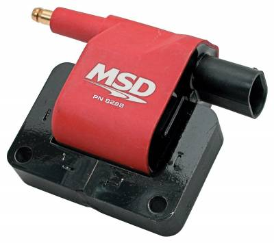 MSD - MSD 8228 - Dodge Late Model Coil, 2 Pin