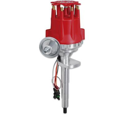 MSD - MSD 8573 - Flathead Ford Ready-to-Run Distributor for '49-'53