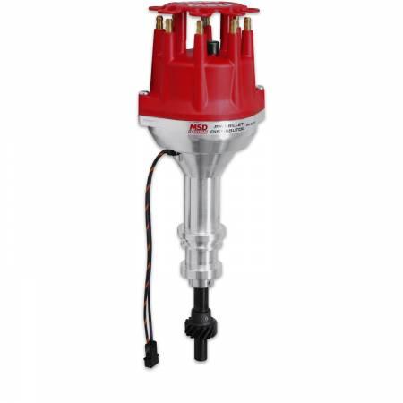 MSD - MSD 8578 - Ford 351W Small Diameter Pro-Billet Distributor