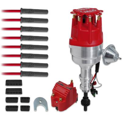 MSD - MSD 84745 - Ford Crate Ignition Kit, 289/302