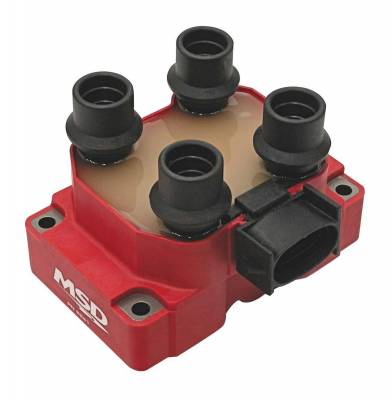 MSD - MSD 8241 - Ford DIS 4 Tower Coil Pack