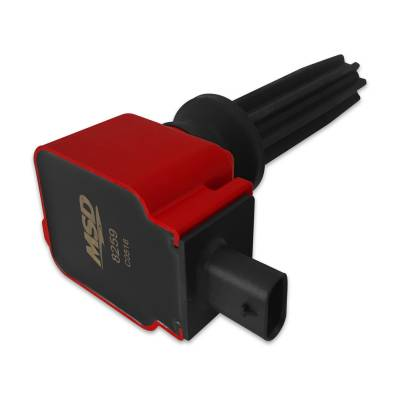 MSD - MSD 8259 - Ford Red EcoBoost Single Coil 2.0L/2.3L