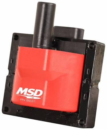 MSD - MSD 8231 - GM '96-'97 External Single Connector Coil
