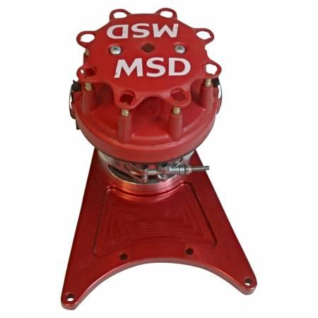 MSD - MSD 8520 - GM Big Block Front Drive Distributor