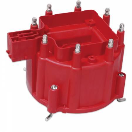 MSD - MSD 8411 - GM HEI Distributor Cap, Red