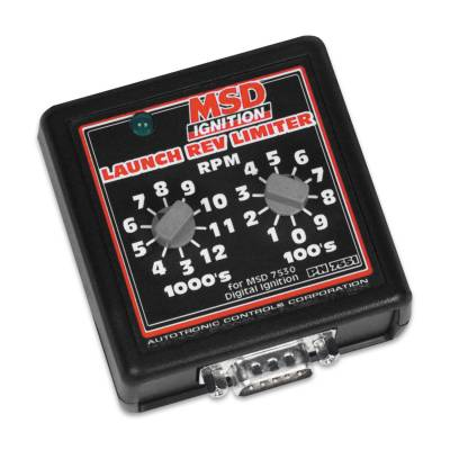 MSD - MSD 7551 - Launch Rev Limiter Switch Box