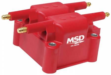 MSD - MSD 8239 - Mitsubishi Dodge Coil, 1996-on