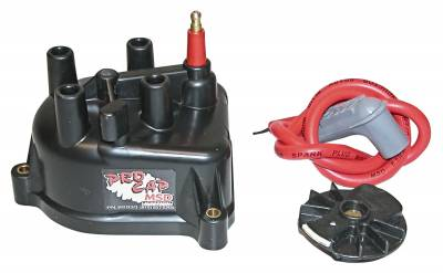 MSD - MSD 82933 - Modified Distributor Cap and Rotor for Acura Integra GSR 94-01